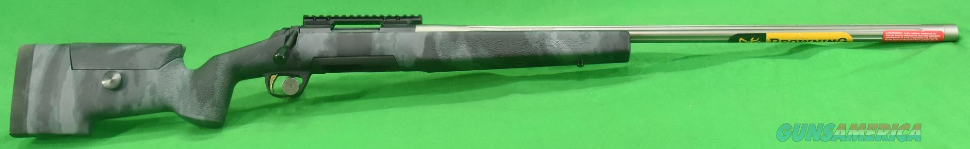 Xbolt Target McMillan A3-5 308Win 28In 035426218  Guns > Rifles > Browning Rifles > Bolt Action > Hunting > Stainless