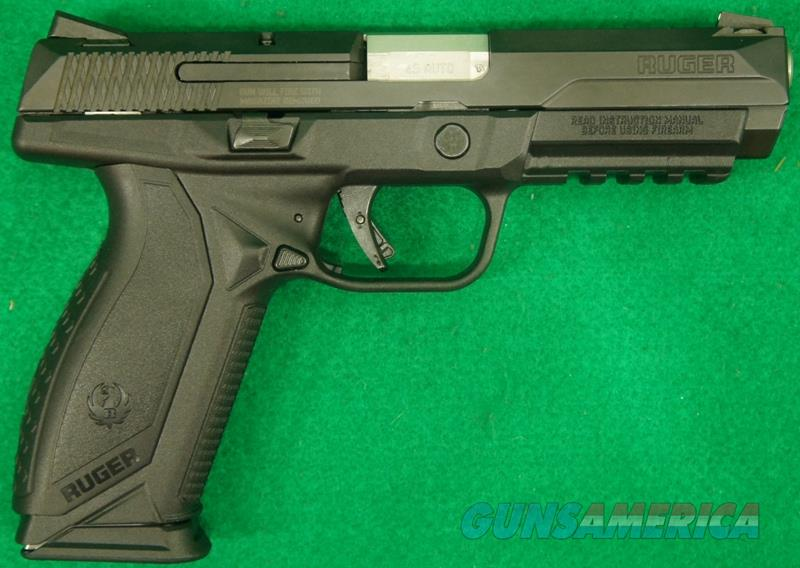 American Duty Pro 45ACP 4.5In  8615  Guns > Pistols > S Misc Pistols