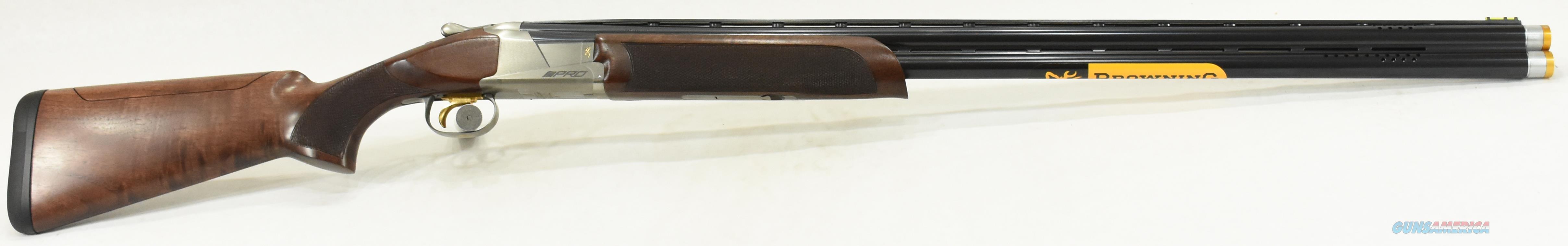 Citori 725 Pro Sprtng Adj 12Ga 32-2.75In  0180024009  Guns > Shotguns > Browning Shotguns > Over Unders > Citori > Trap/Skeet