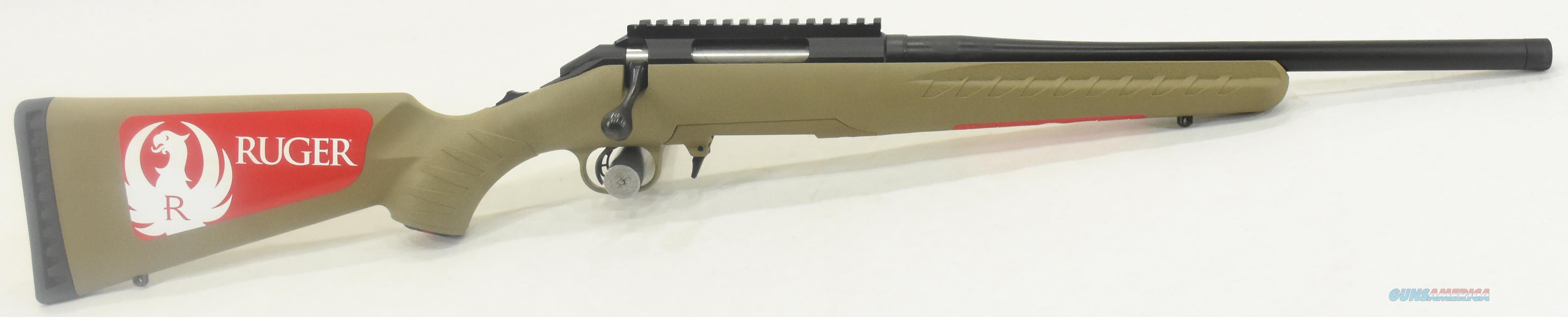American Ranch FDE 300BLK 16In   26968  Guns > Rifles > Ruger Rifles > American Rifle