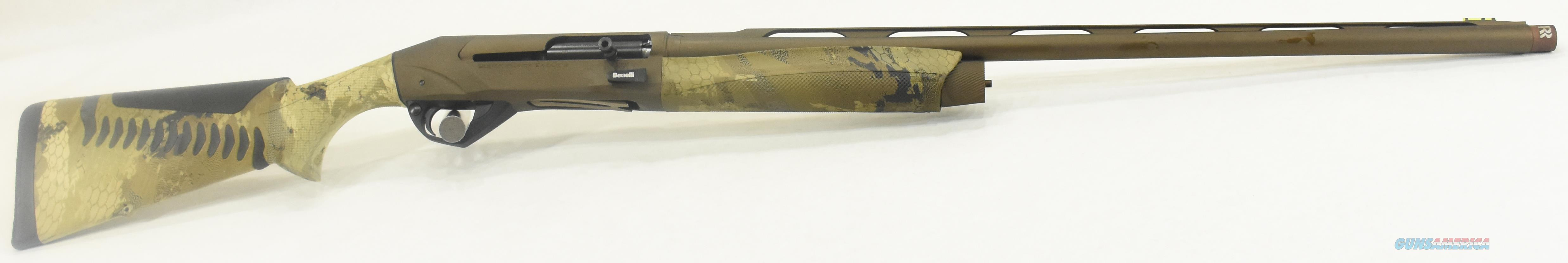 10357 Benelli Super Black Eagle 3 Performance Shop Waterfowl 12 Ga 28-3.5In  Guns > Shotguns > Benelli Shotguns > Sporting