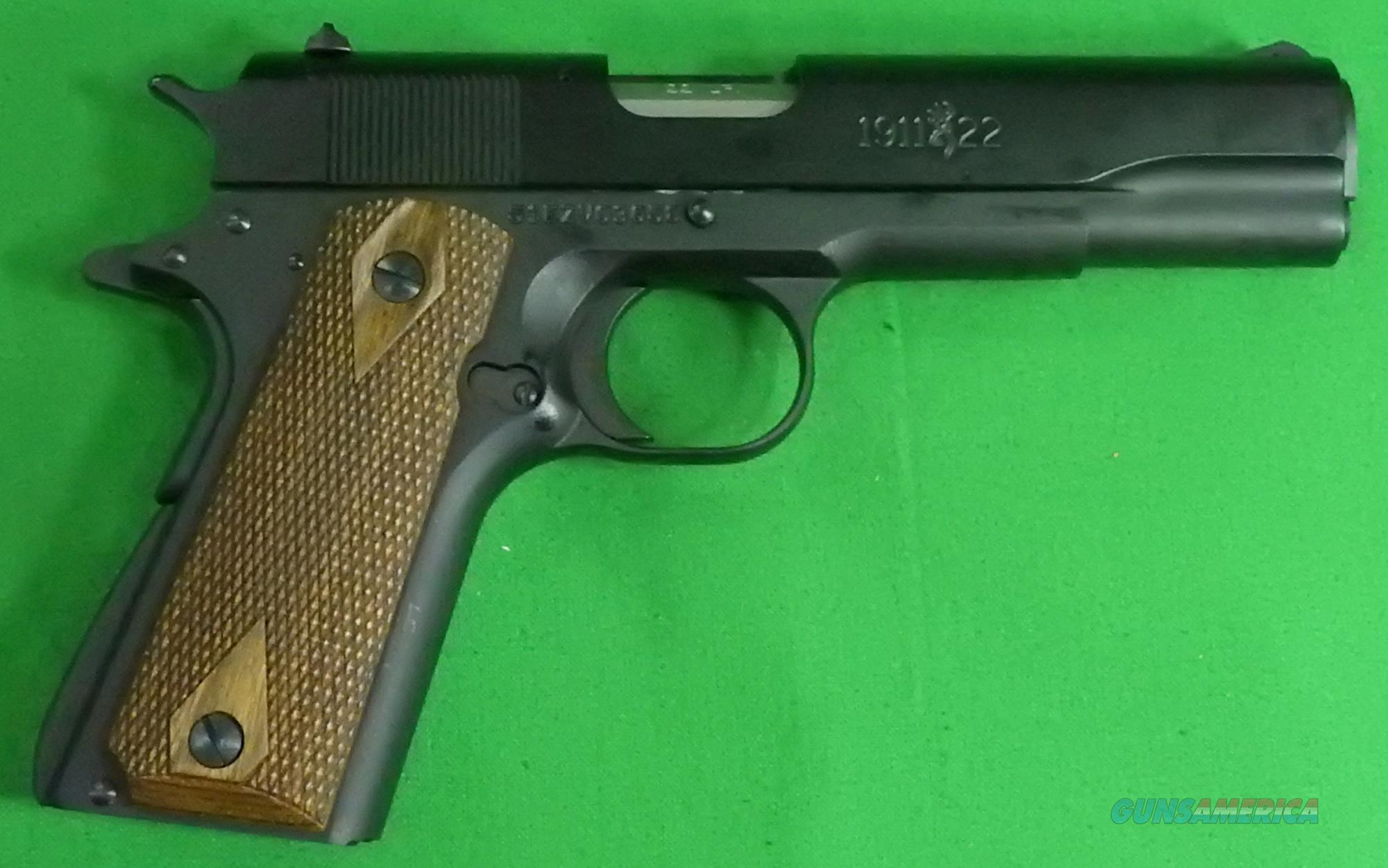 1911 A1 Full Size 22LR 4.2In  051802490  Guns > Pistols > Browning Pistols > Other Autos