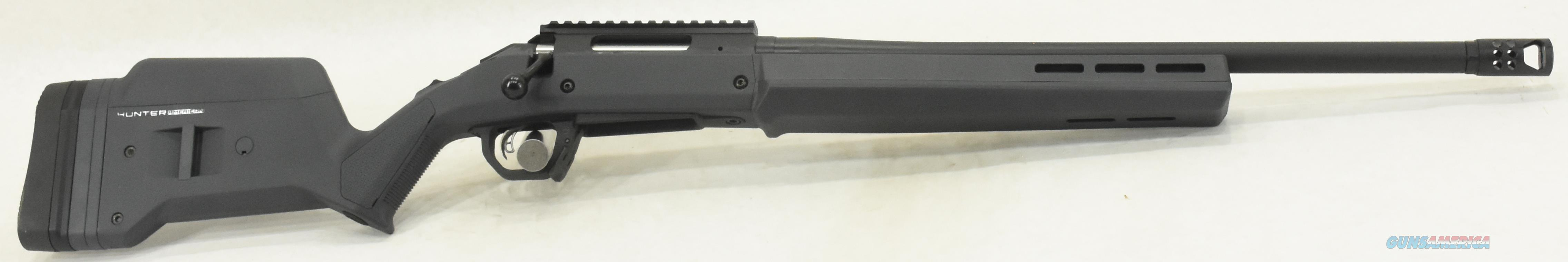 American Hunter 6.5CM 20In HB  26983  Guns > Rifles > Ruger Rifles > American Rifle