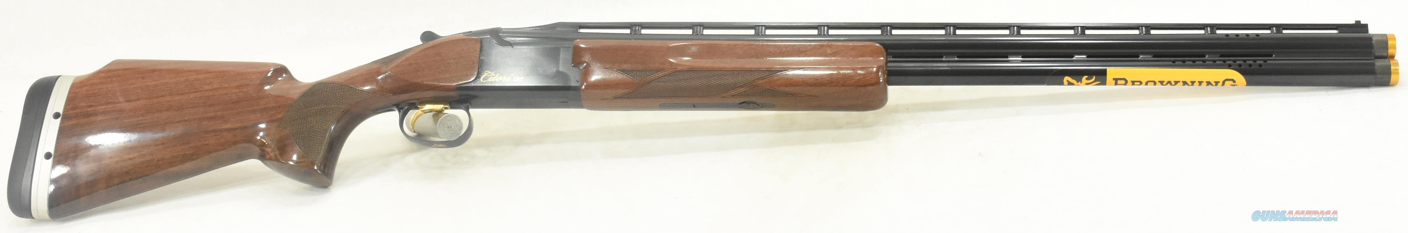 Citori CXT Micro LOP 12Ga 28-3In 018164328  Guns > Shotguns > Browning Shotguns > Over Unders > Citori > Hunting