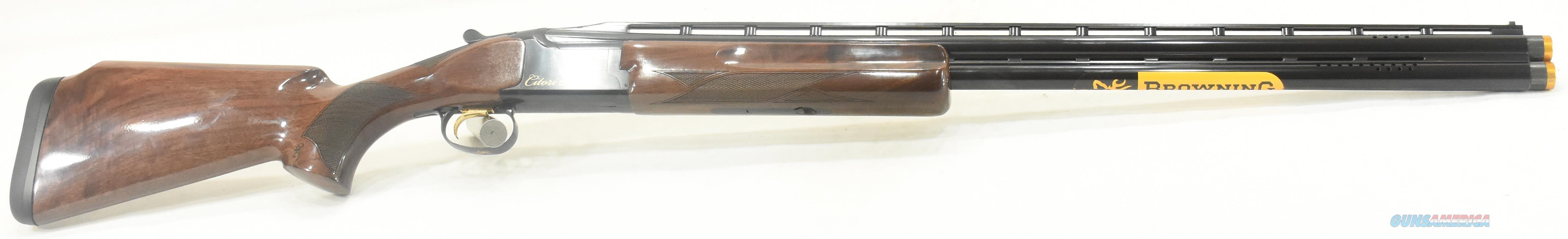 Citori CXT 12Ga 30-3In 018074326  Guns > Shotguns > Browning Shotguns > Over Unders > Citori > Hunting