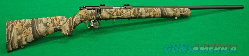 93 Synthetic Camo 17HMR 21In  96711  Guns > Rifles > Savage Rifles > Accutrigger Models > Sporting