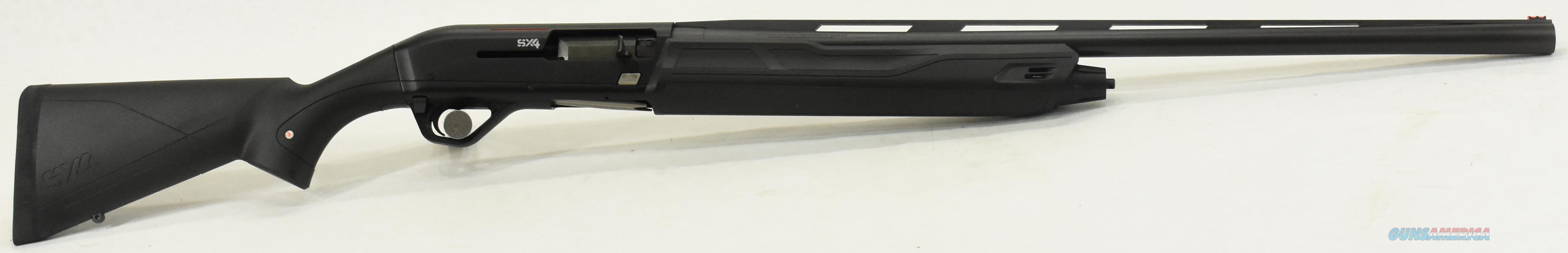 SX4 Compact Black 12Ga 26-3In  511230391  Guns > Shotguns > Winchester Shotguns - Modern > Autoloaders > Hunting