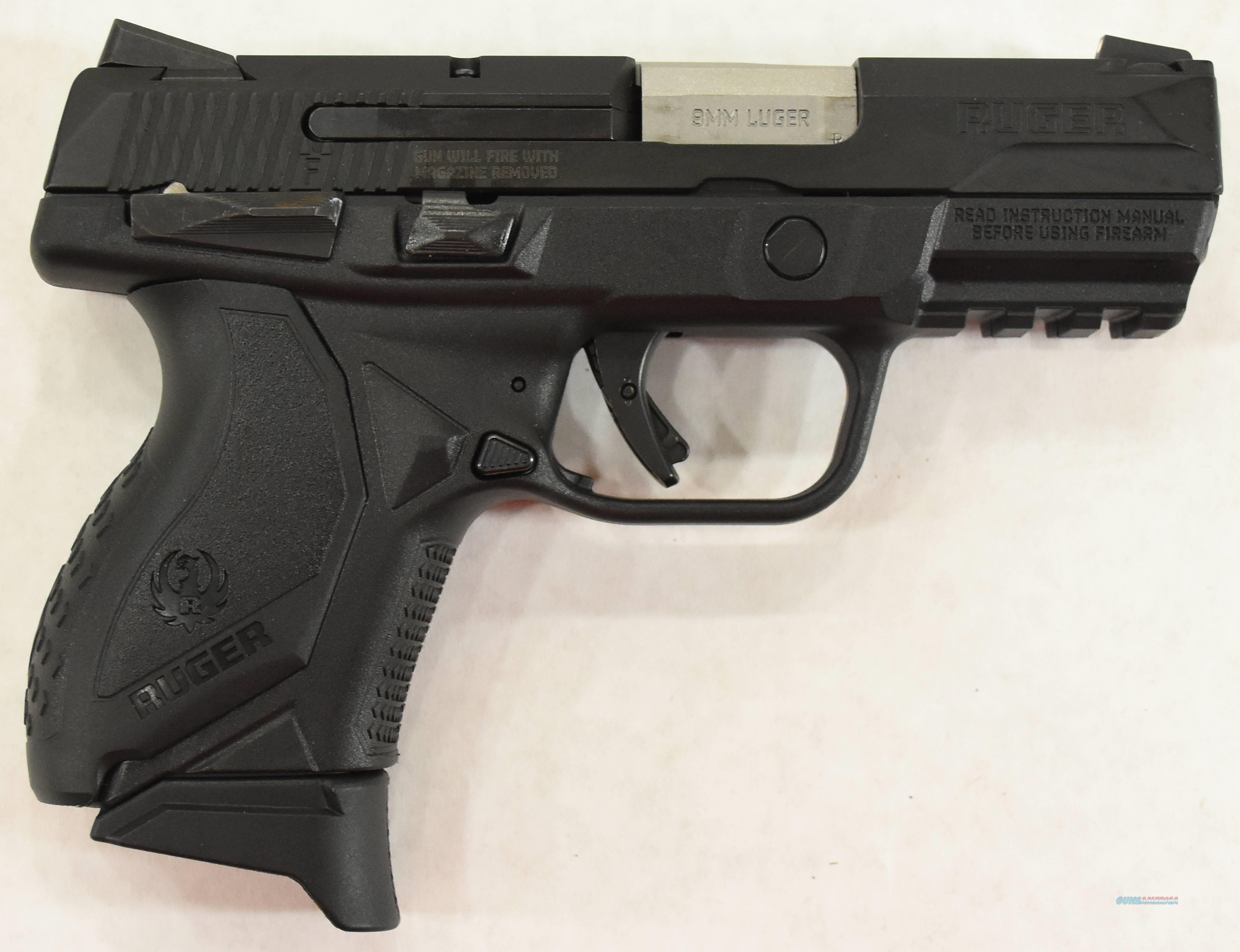 American Compact MS 9mm 4.2In  8663  Guns > Pistols > S Misc Pistols