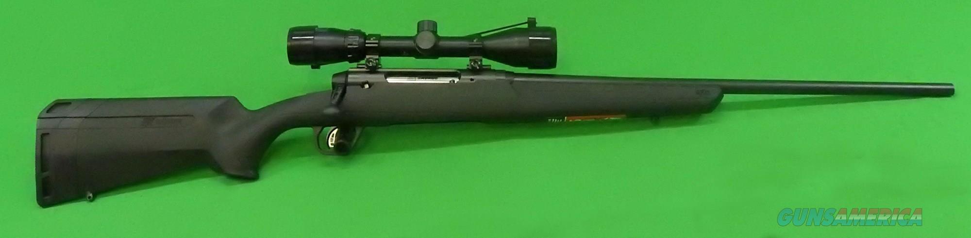 Axis II XP Black Syn 7mm-08 22In  57094  Guns > Rifles > Savage Rifles > Axis