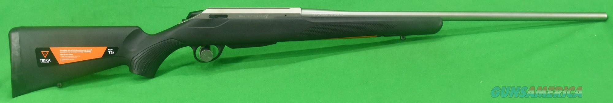 T3x Lite SS LH 243Win 22.4In  JRTXB415  Guns > Rifles > Tikka Rifles > T3