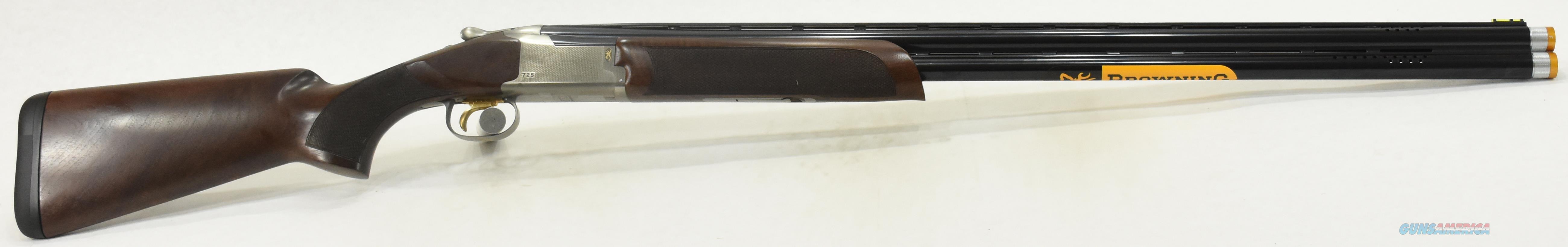 Citori 725 Sporting Walnut 12Ga 32-3In 0135313009  Guns > Shotguns > Browning Shotguns > Over Unders > Citori > Trap/Skeet