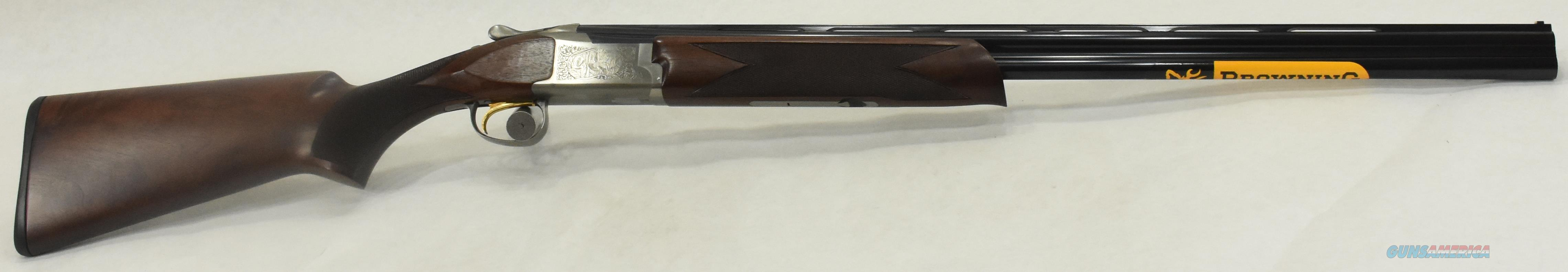 Citori 725 Field Walnut 28Ga 28-2.75In 013530813  Guns > Shotguns > Browning Shotguns > Over Unders > Citori > Hunting
