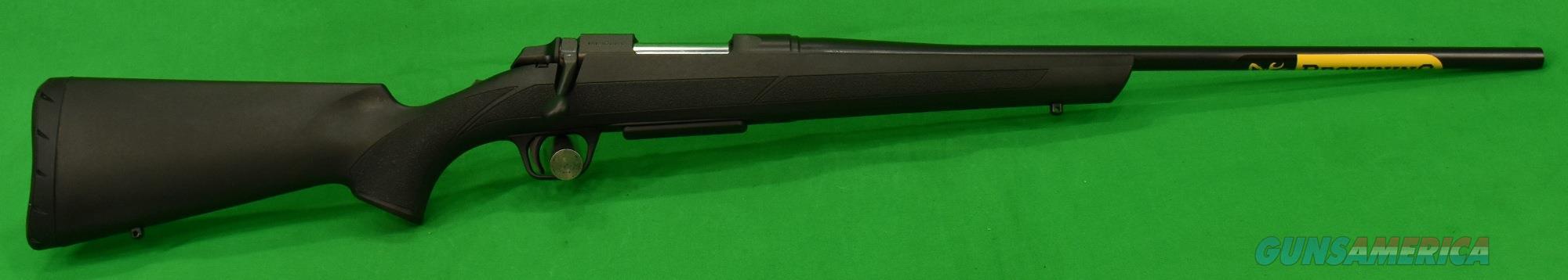 Abolt III Composite Stalker 243Win 22In 035800211  Guns > Rifles > Browning Rifles > Bolt Action > Hunting > Blue