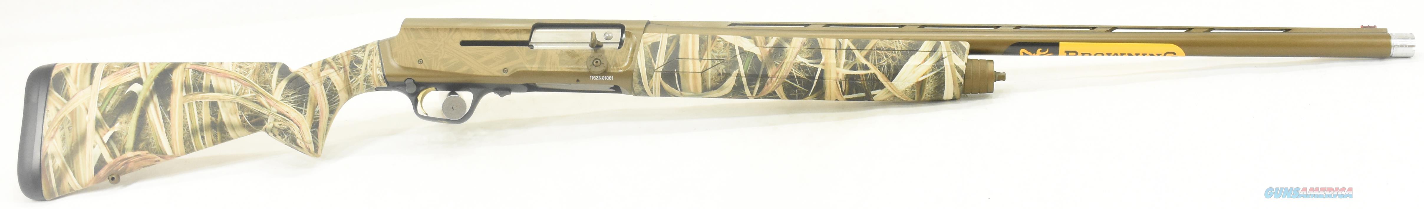 0118413005 Browning A5 Wicked Wing Blades Camo 12 Ga 26-3In  Guns > Shotguns > Browning Shotguns > Autoloaders > Hunting