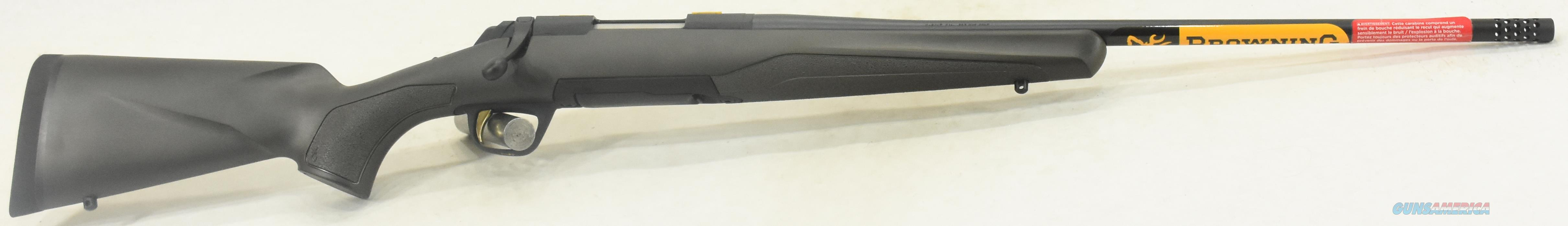 Xbolt Micro Composite 243Win 20In 035440211  Guns > Rifles > Browning Rifles > Bolt Action > Hunting > Blue