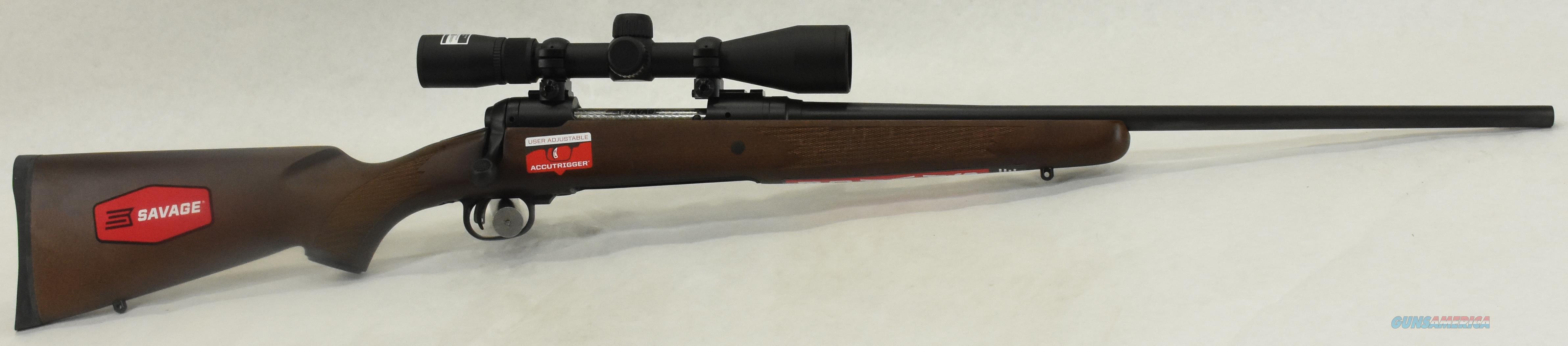 110 Trophy Hunter Walnut XP 30-06 22In  19719  Guns > Rifles > Savage Rifles > 10/110