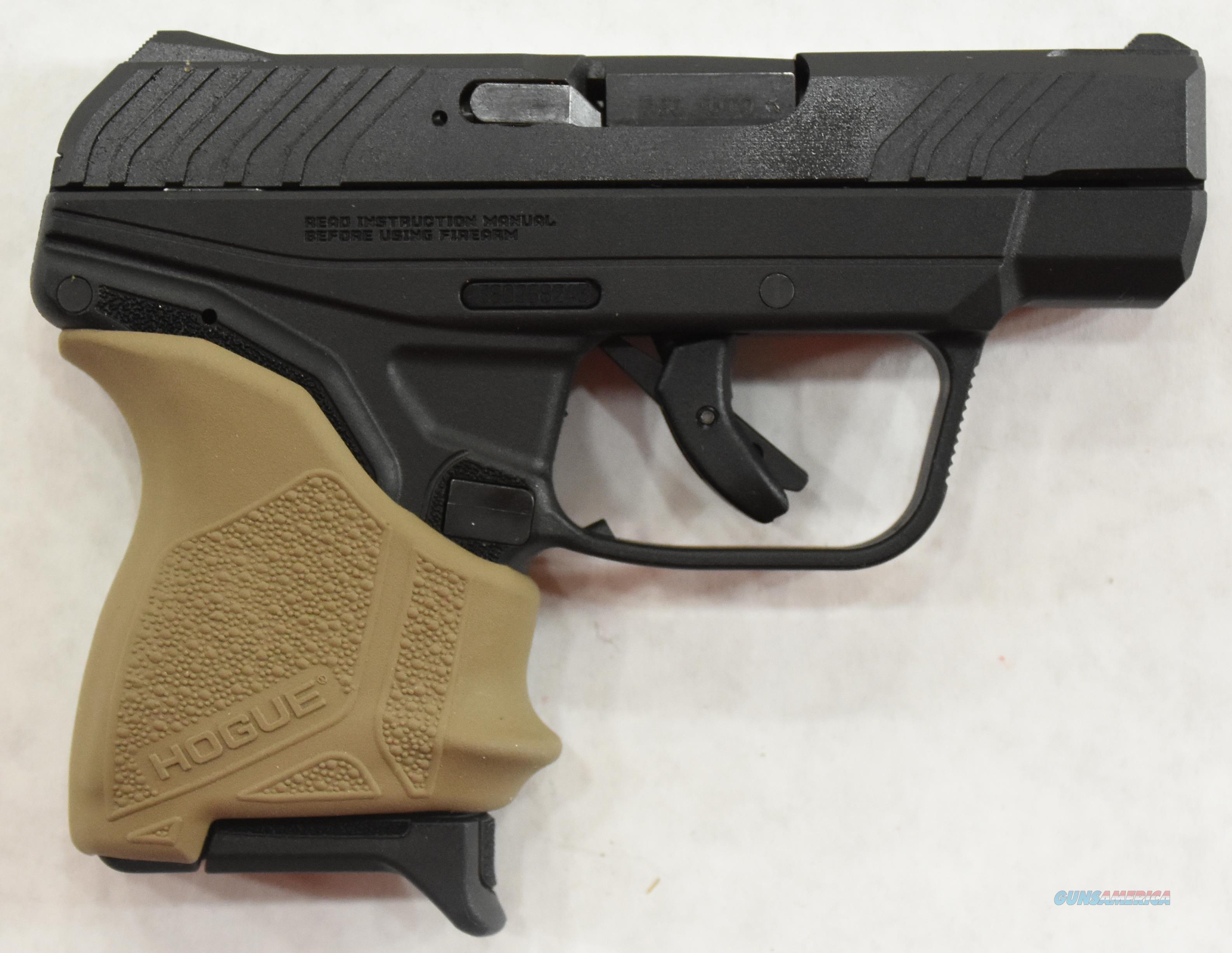 LCP II FDE Hogue Grips 380ACP 2.75In  3773  Guns > Pistols > S Misc Pistols