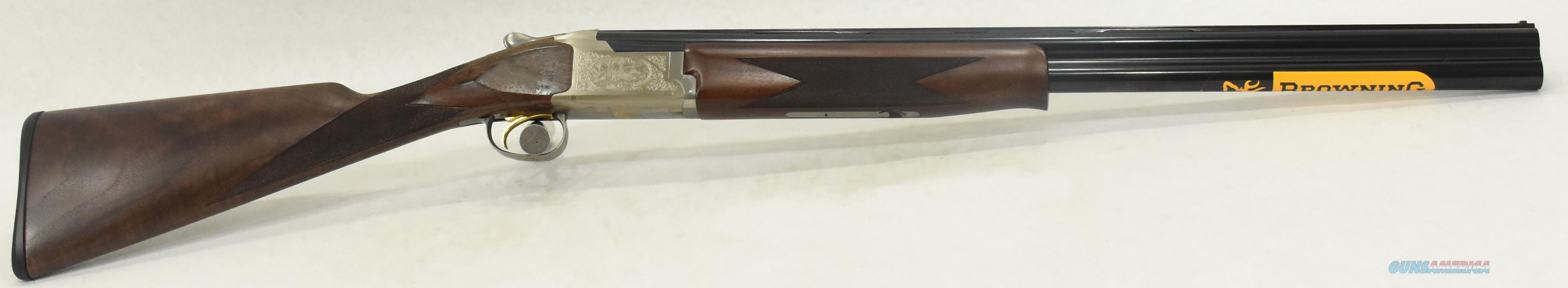 Citori 725 Fthr Superlight 12 Ga 26-3In 0180764005  Guns > Shotguns > Browning Shotguns > Over Unders > Citori > Hunting