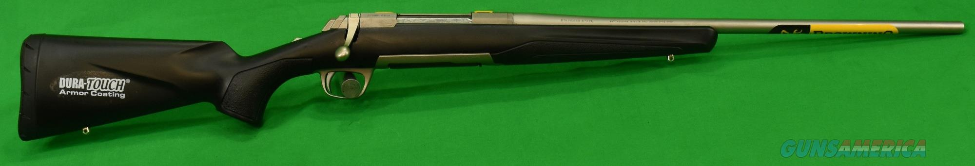 Xbolt Stainless Stalker 30-06Spfld 22In 035202226  Guns > Rifles > Browning Rifles > Bolt Action > Hunting > Stainless