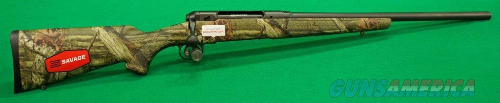 220 Slug Gun MOBUI Camo 20Ga 22-3In 18828  Guns > Rifles > Savage Rifles > Accutrigger Models > Sporting