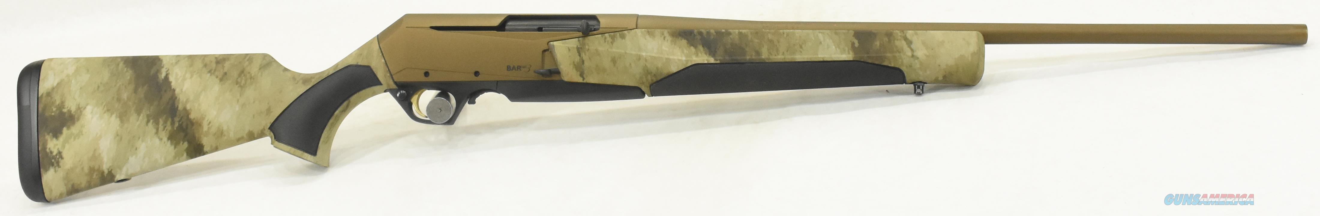 031064224 Browning BAR Mark III Hells Canyon Speed 270 Win  Guns > Rifles > Browning Rifles > Semi Auto > Hunting