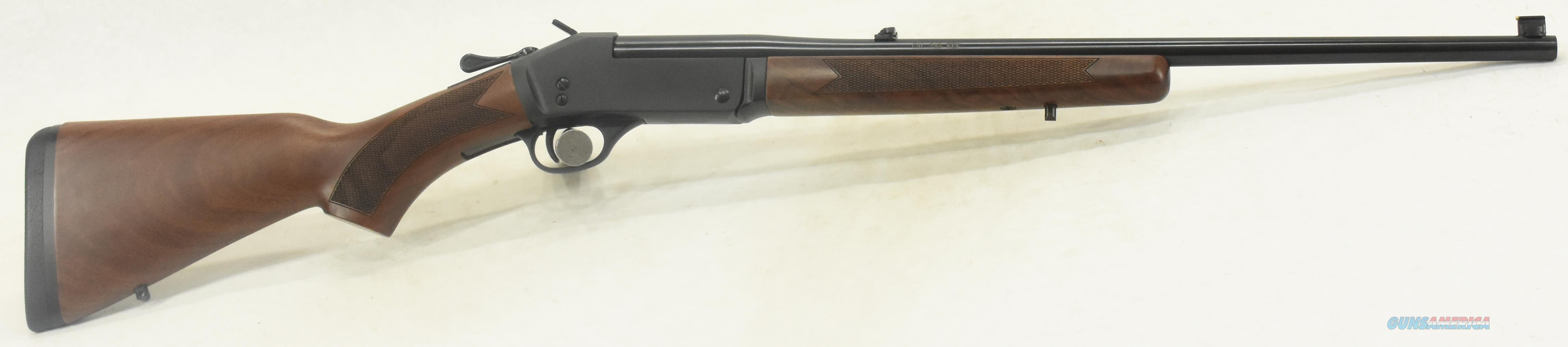 Singleshot Youth 243Win 20In  H015Y-243  Guns > Rifles > Henry Rifles - Replica