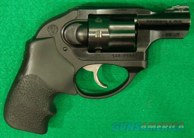 LCR Black 22LR 1.875In  5410  Guns > Pistols > S Misc Pistols