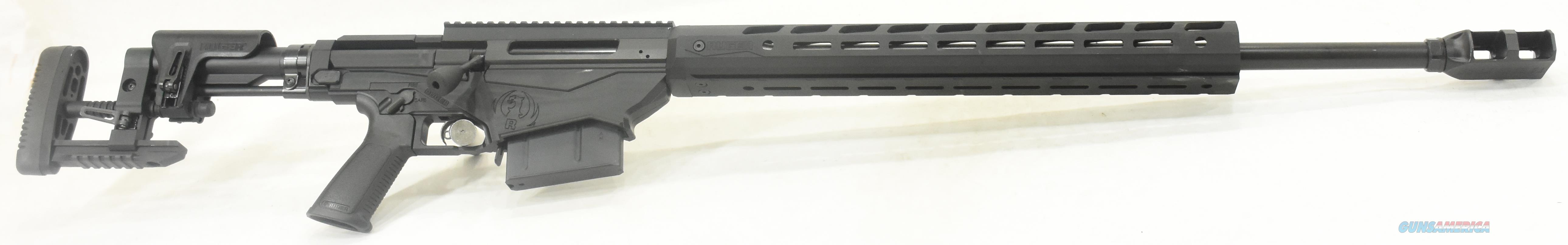 Precision Rifle 300Win Mag 26In 18081  Guns > Rifles > Ruger Rifles > Precision Rifle Series