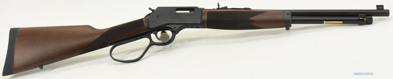 Big Boy Steel Carbine 327Fed 16.5In  H012MR327  Guns > Rifles > Henry Rifles - Replica