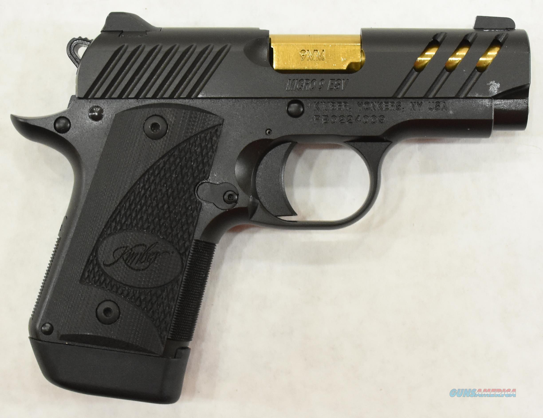 Micro ESV Black Nights 9mm 3.15In  3000199  Guns