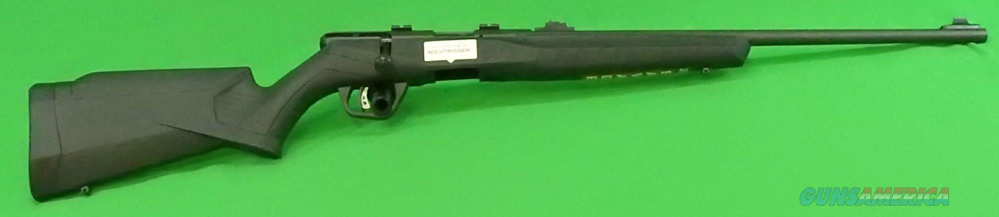 B22 F Black Syn 22 LR 21In  70200  Guns