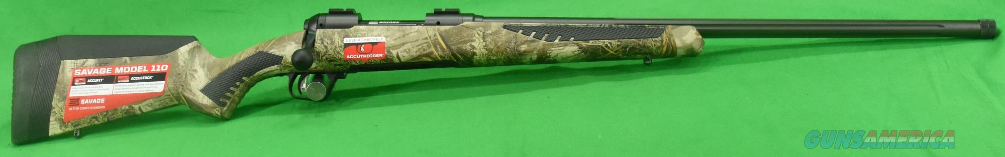 110 Predator Max1 243Win 24In  57003  Guns > Rifles > Savage Rifles > 10/110