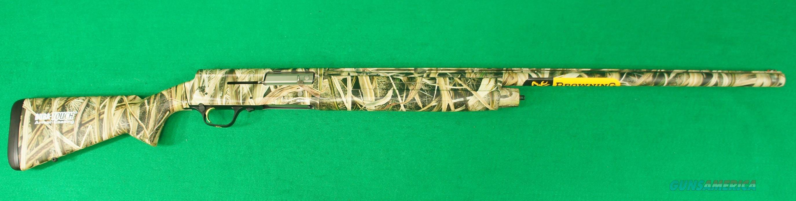 A5 Shadow Grass Blades 12Ga 30-3In  0118183003  Guns > Shotguns > Browning Shotguns > Autoloaders > Hunting