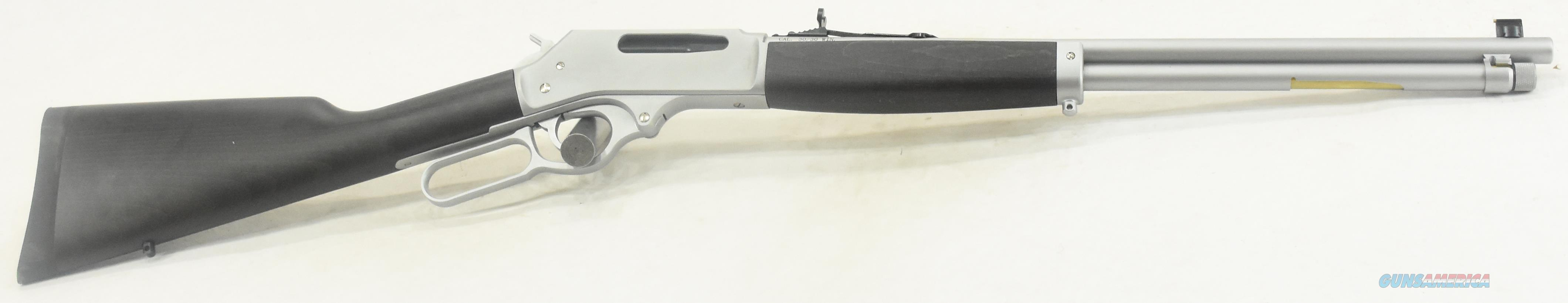 All Weather 30-30Win 20In  H009AW  Guns > Rifles > Henry Rifles - Replica