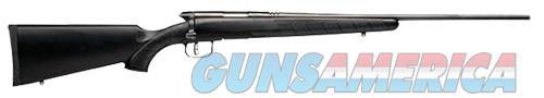 B-Mag Black Syn 17WSM 22In  96901  Guns > Rifles > Savage Rifles > Accutrigger Models