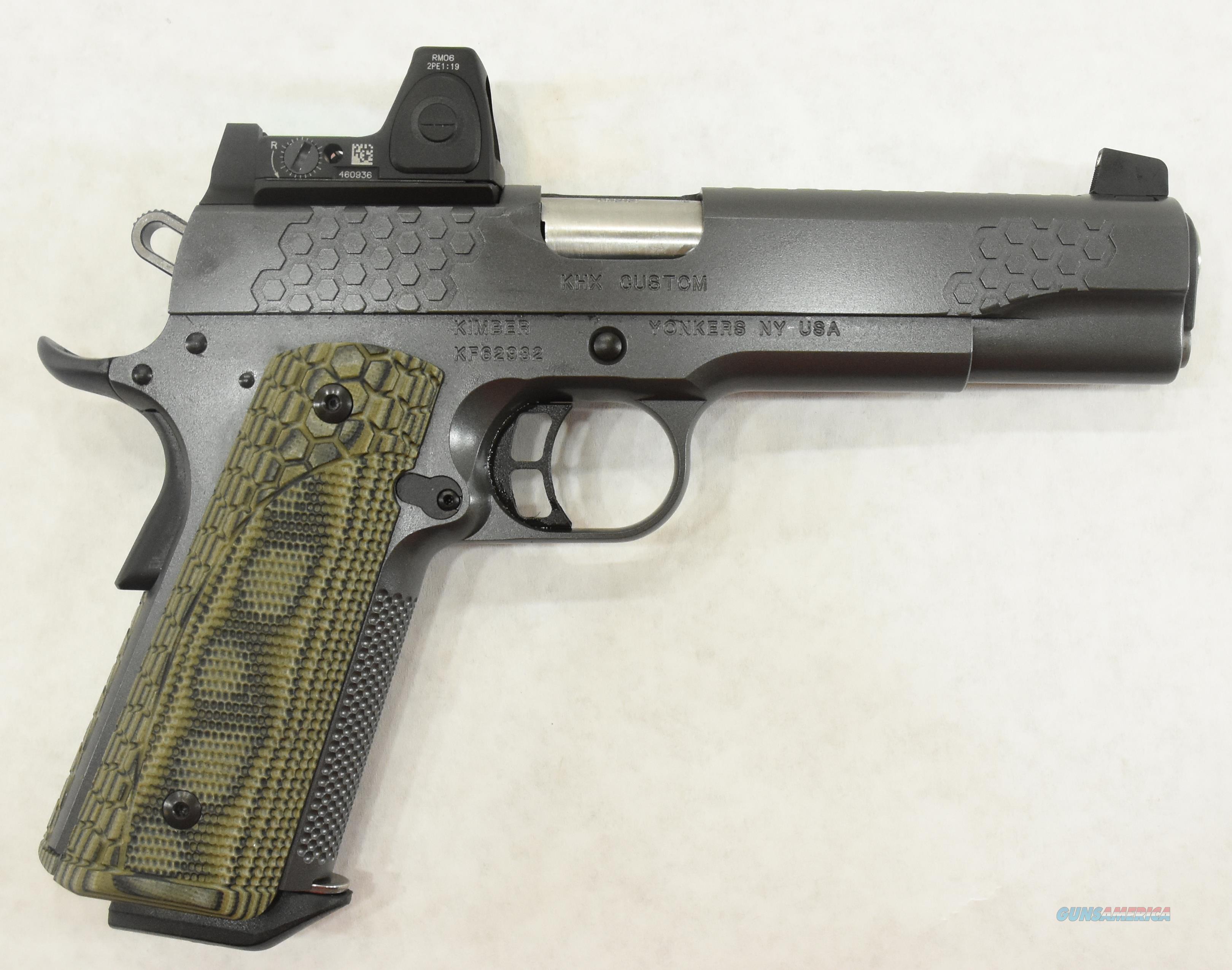 KHX Custom OI Trijicon RMR 10mm 5In  3000378  Guns