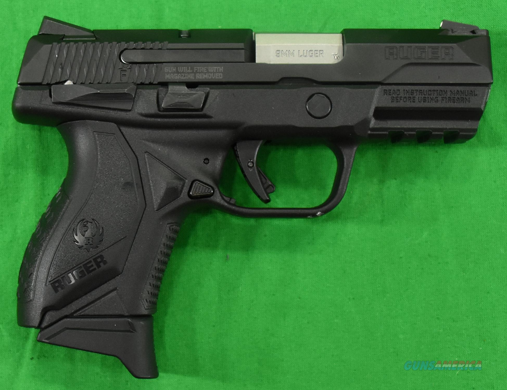American Compact MS 9mm 3.55In  8633  Guns > Pistols > S Misc Pistols