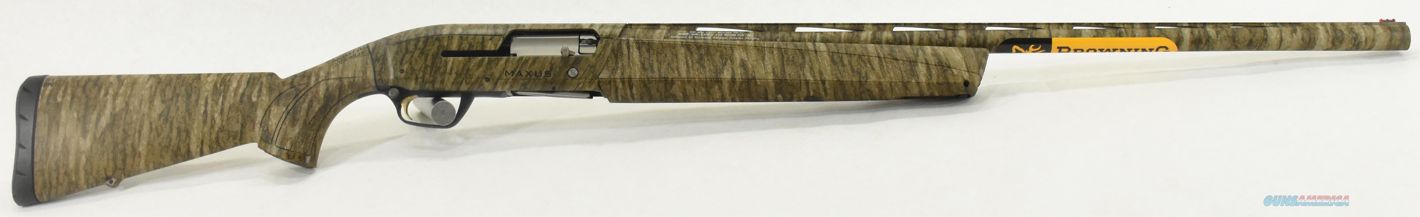 Maxus MOBL 12Ga 28-3.5In 011654204  Guns > Shotguns > Browning Shotguns > Autoloaders > Hunting
