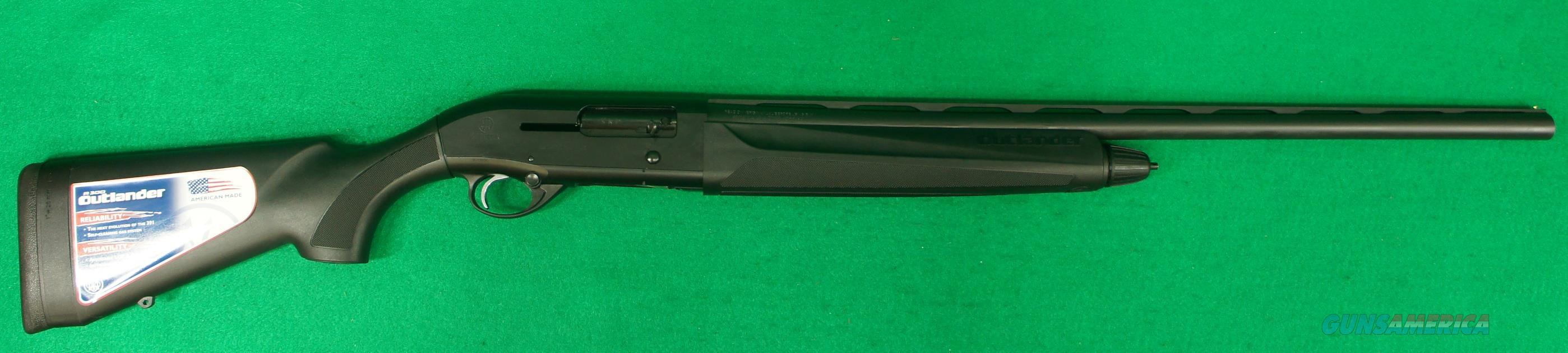 A300 Outlander Black Syn 12Ga 28-3In J30TT18  Guns > Shotguns > Beretta Shotguns > Autoloaders > Hunting