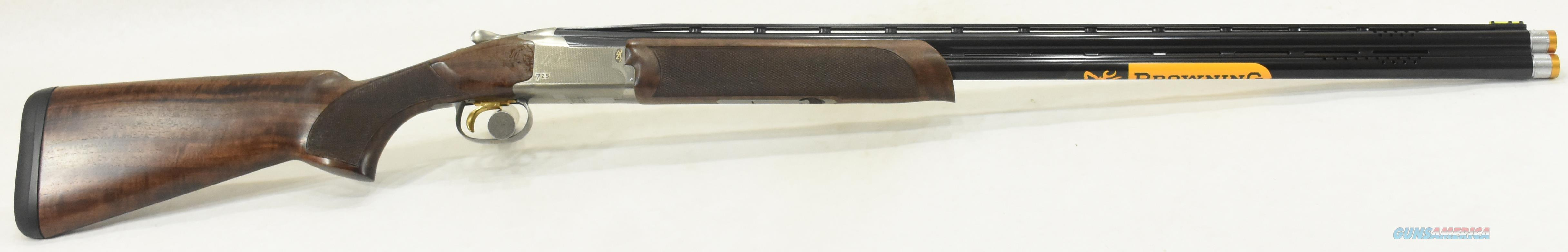 Citori 725 Sporting Walnut 20Ga 30-3In  0135316010  Guns > Shotguns > Browning Shotguns > Over Unders > Citori > Trap/Skeet
