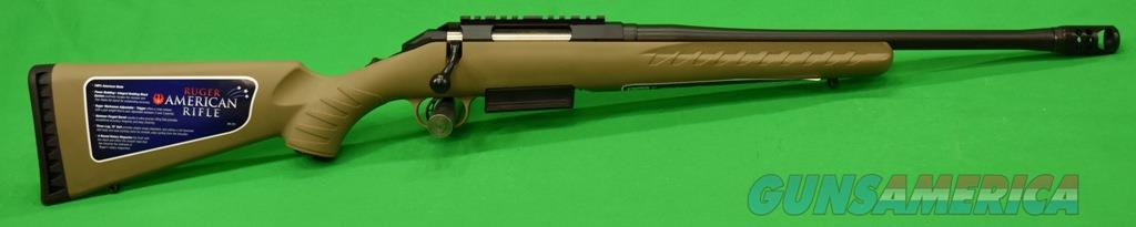 American Ranch 450Bushmaster 16.12In 16950  Guns > Rifles > Ruger Rifles > American Rifle