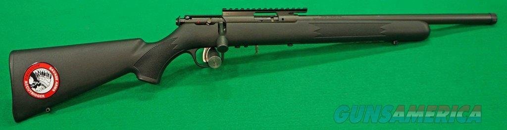 93 FV-SR HBar Threaded 22WMR 16.5In  93207  Guns > Rifles > Savage Rifles