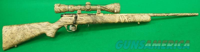 93R17 XP Mossy Oak Scoped 17HMR 22In  96765  Guns > Rifles > Savage Rifles > Accutrigger Models > Sporting