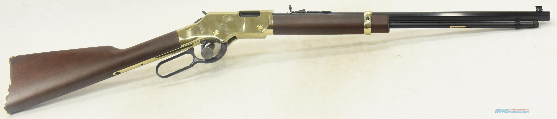 Golden Boy Lever 17HMR 20In  H004V   Guns > Rifles > Henry Rifles - Replica