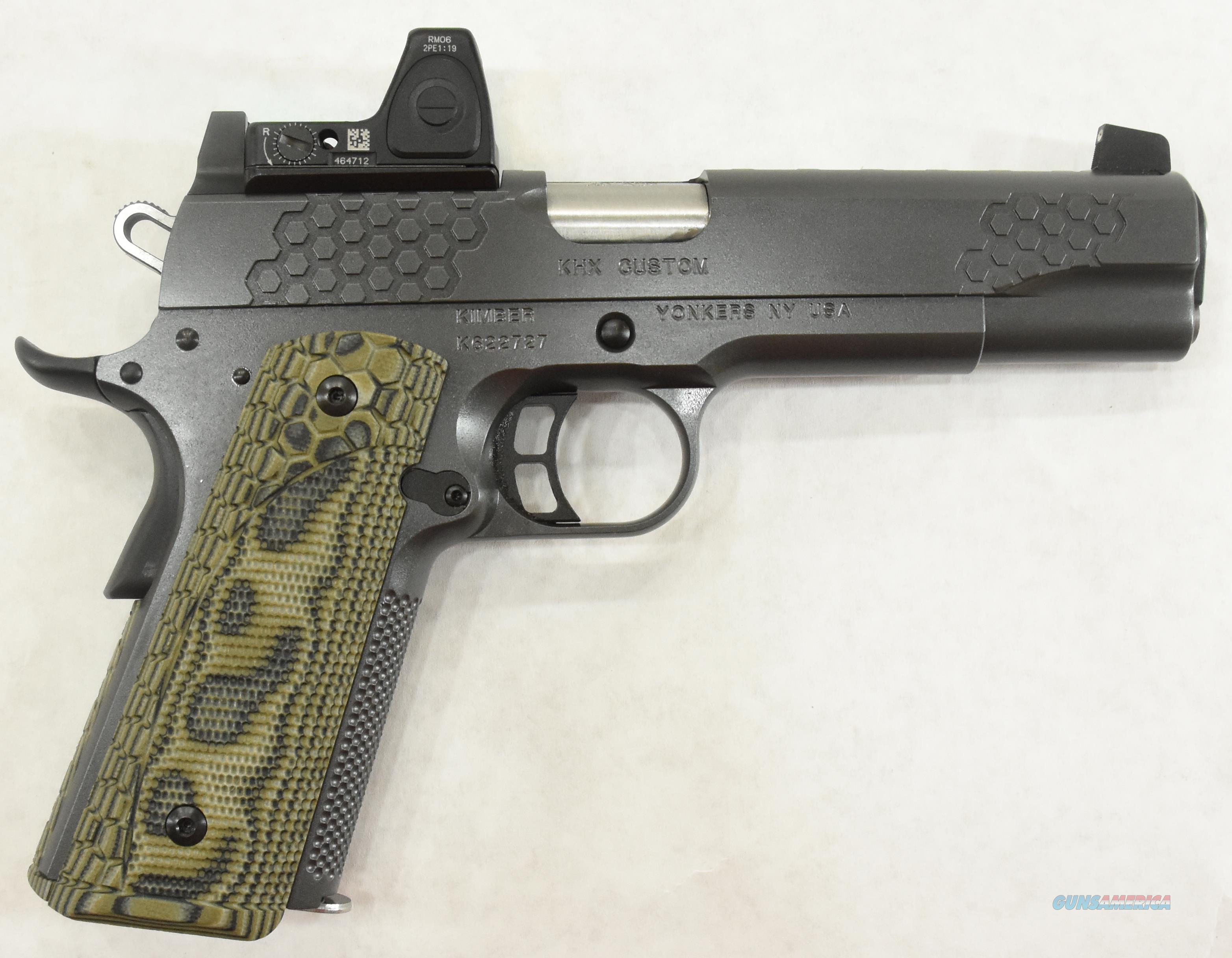 KHX Custom OI Trijicon RMR 45ACP 5In  3000376  Guns