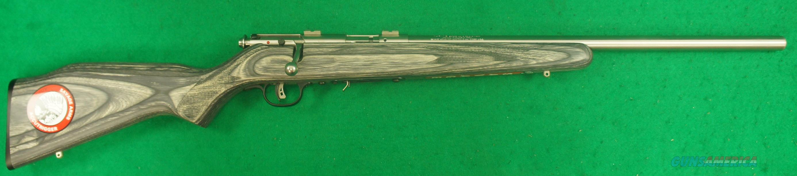 93 BVSS Lam HBar SS 17HMR 21In  96705  Guns > Rifles > Savage Rifles > Accutrigger Models > Sporting