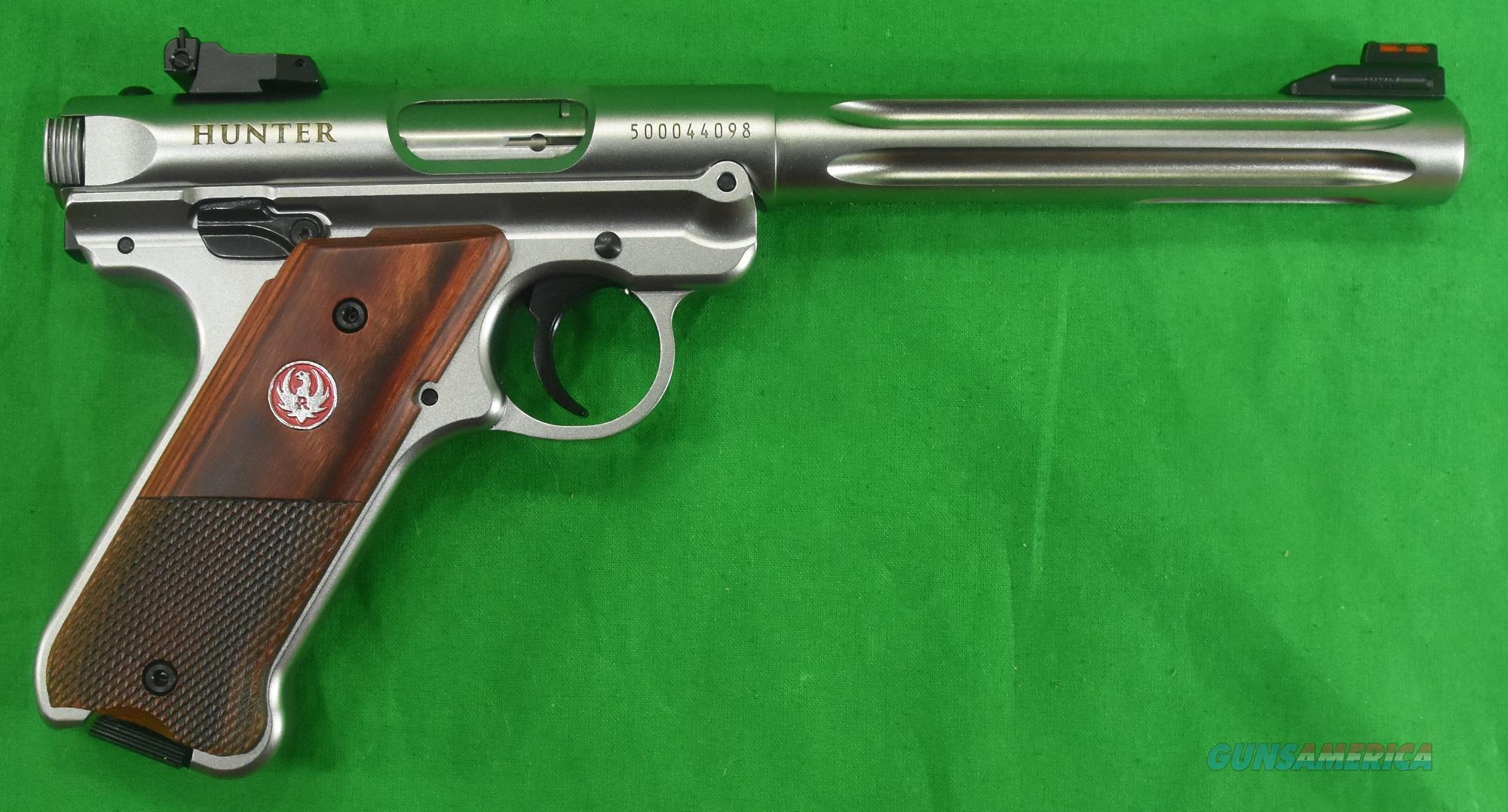 Mark IV Hunter SS 22LR 6.88In  40118  Guns > Pistols > S Misc Pistols