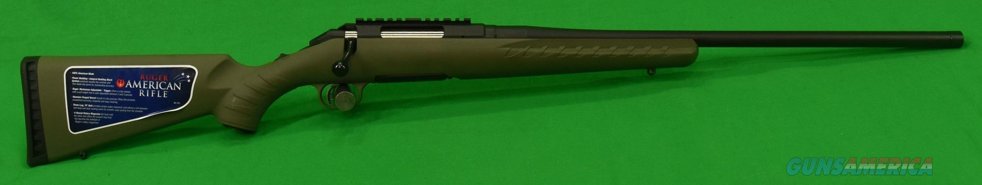 American Rifle Predator 6.5CM 22In  6973  Guns > Rifles > Ruger Rifles > American Rifle