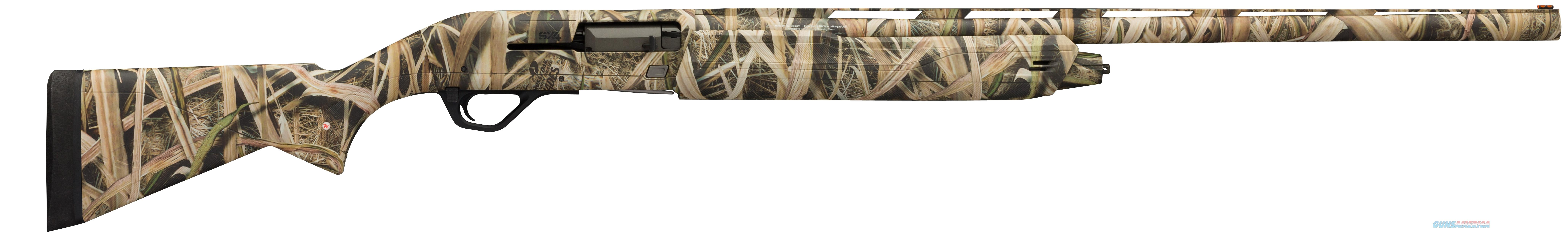 SX4 Wtfl Hntr Compact MOSGB 20Ga 26-3In  511231691  Guns > Shotguns > Winchester Shotguns - Modern > Autoloaders > Hunting