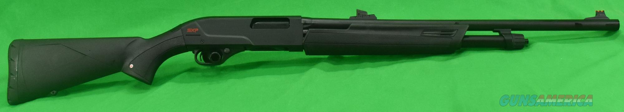 SXP Black Shadow Deer 20Ga 22-3In  512261640  Guns > Shotguns > Winchester Shotguns - Modern > Pump Action > Hunting
